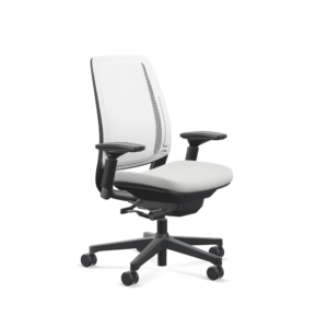 Steelcase Amia with mesh back and color beige